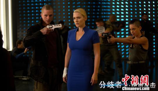 《分歧者2》暑期档来袭 凯特·温丝莱特首演反派