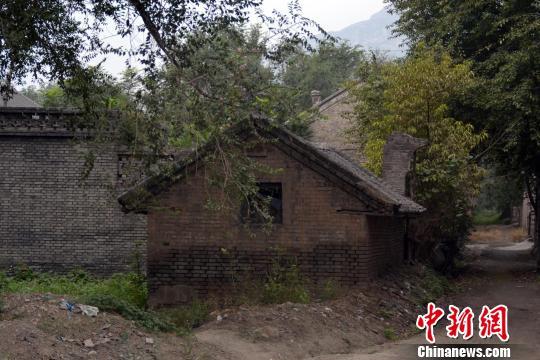 龙门村旧貌。 宋立超 摄
