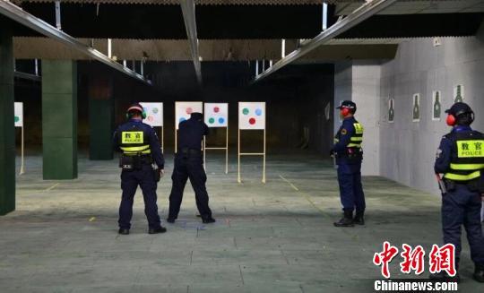 安徽公安开展警务技能大比武活动