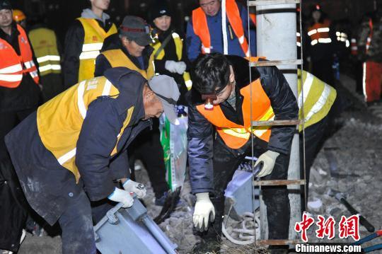 京沈高铁辽宁段设备全部调整完毕已具备开通条件