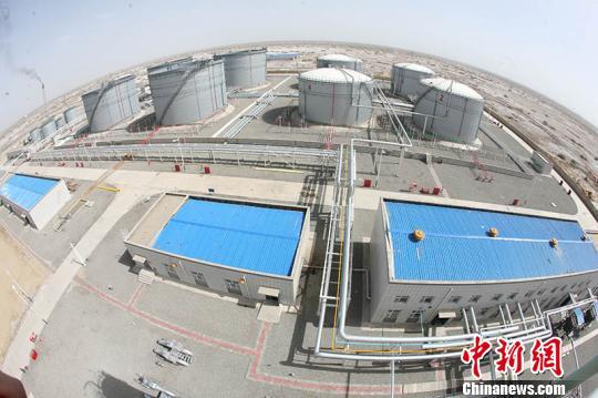 中石化西北油田2018年生产原油逾650万吨