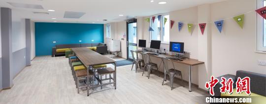 英国纽卡斯尔大学新学生公寓PVSV内部(部分) 中集供图 摄