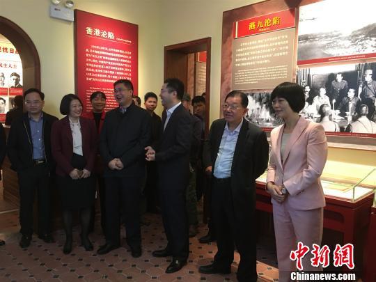 探访秘密营救文化名人的交通站―惠州东湖旅店旧址