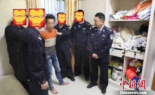 """广西打掉一""""六合彩""""电信诈骗团伙抓获27人"""