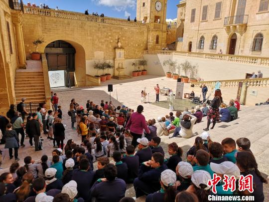 昆曲《牡丹亭》亮相马耳他东西方古老文化激情碰撞