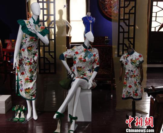 探访中华旗袍博物馆 感受旗袍文化与魅力