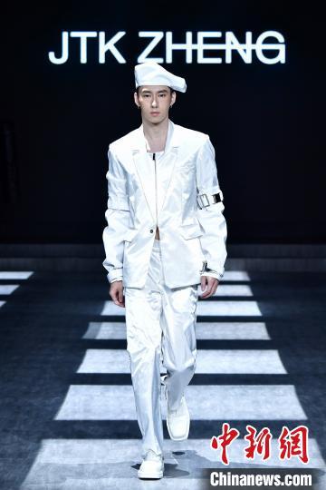 第四届红棉国际男装周11月18日开幕。 韶通 摄