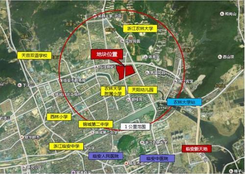 宝龙新获临安项目杭州版图再升级