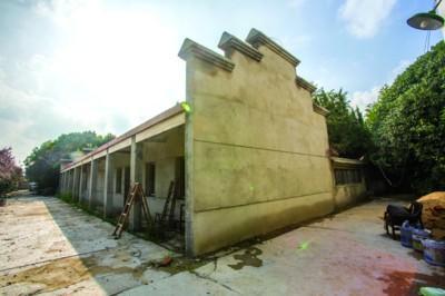 李鸿章家庙8月底重现磨店8件文物将告别风吹雨淋