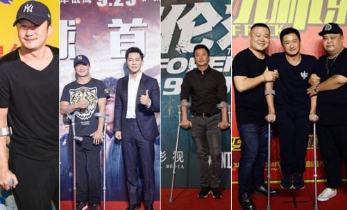 """吴京成为国庆档电影""""捧场王""""。"""