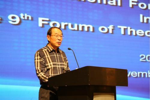 图:中国房地产业协会会长刘志峰先生。