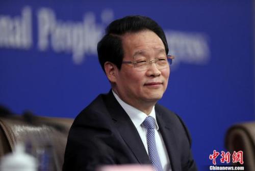 资料图:项俊波。 <a target='_blank' href='http://www.chinanews.com/'>中新社</a>记者 汤彦俊 摄