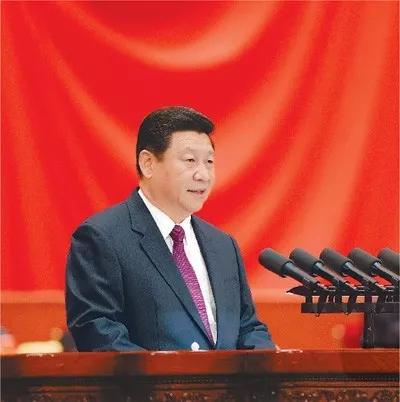 2013年10月21日,中共中央总书记、国家主席、中央军委主席习近平在北京出席欧美同学会成立100周年庆祝大会并发表重要讲话。