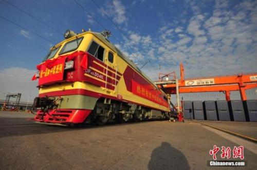 """重庆将加大与""""一带一路""""沿线国合作推进内陆开放333414"""