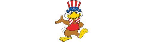 1984年洛杉矶奥运会吉祥物。 图片来源:国际奥委会官网