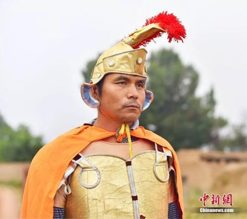 甘肃这个小村住着古罗马后裔?祖先效力于西凉军?