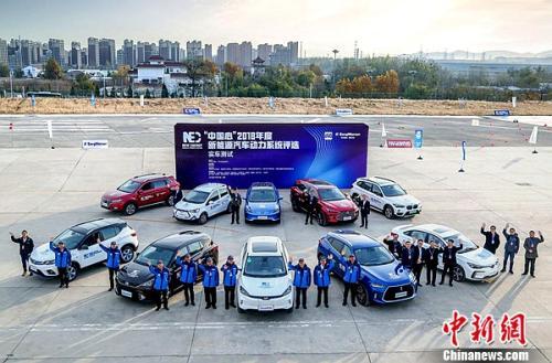 """""""中国心""""新能源汽车动力系统评选:大部分续航达到400公里"""