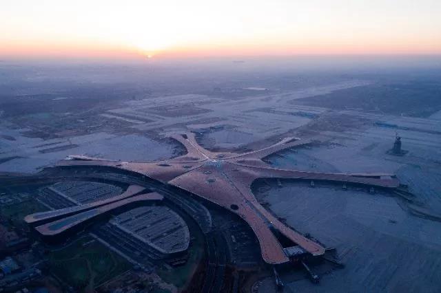 △北京新机场今年投入运营