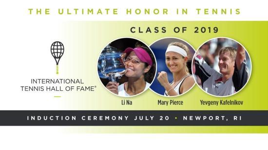 李娜跻身国际网球名人堂 退役五年再成亚洲第一人