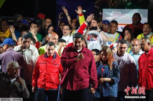 当地时间2019-02-23,委内瑞拉选举委员会称,该国现任总统马杜罗在大选中胜选。