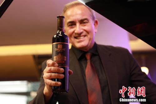 """张裕解百纳被评为""""年度最具性价比中国葡萄酒"""""""