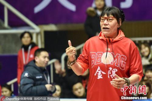 资料图:郑海霞是WNBA中国选秀第一人,此后22年间,中国运动员再无一人。图片来源:Osports全体育图片社