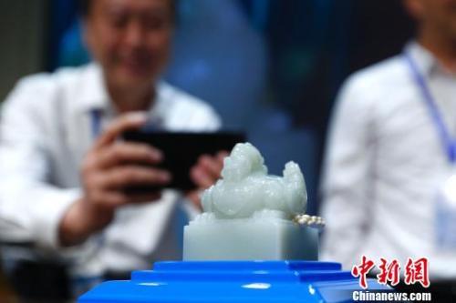 北京冬奥会首款印玺特许商品将上市 金玉版本同步发行