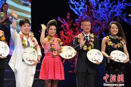 王玉梅獲得第25屆中國戲劇梅花獎。受訪者供圖
