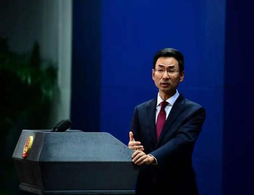 外交部就300余名中国公民在菲律宾被抓等问题答问