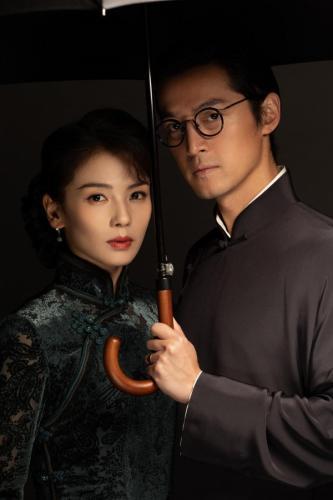 《琅琊榜》后刘涛胡歌再合作 演绎一段革命故事