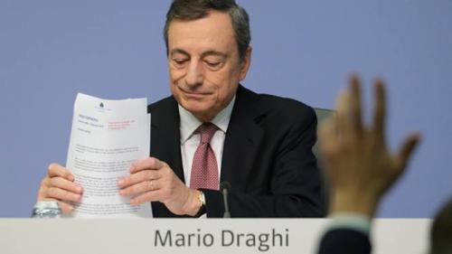 欧央行行长卸任前最后一次发声 仍坚持宽松政策