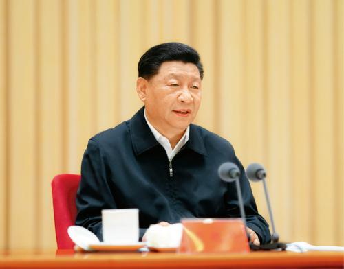 2019年7月9日,中央和国家机关党的建设工作会议在北京召开。中共中央总书记、国家主席、中央军委主席习近平出席会议并发表重要讲话。 新华社记者 鞠鹏/摄