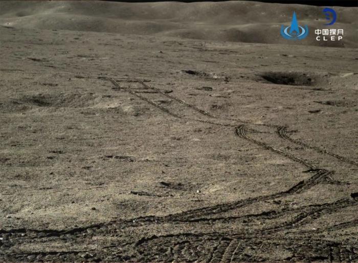 <b>嫦娥四号着陆器和玉兔二号巡视器完成第十一月昼工作</b>