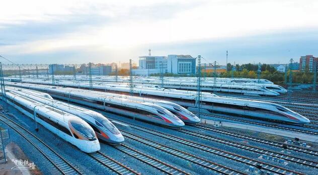 图片来源:中国铁路官方微信