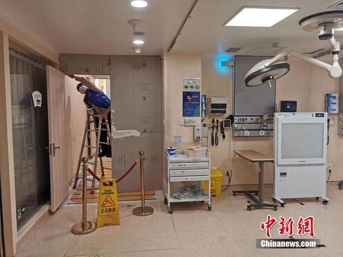 北京和睦家发热门诊暂时停诊升级改造武汉助孕