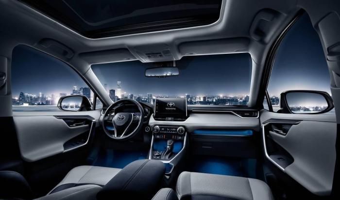 全面布局中型SUV市场 广汽丰田威兰达17.18万起正式上市