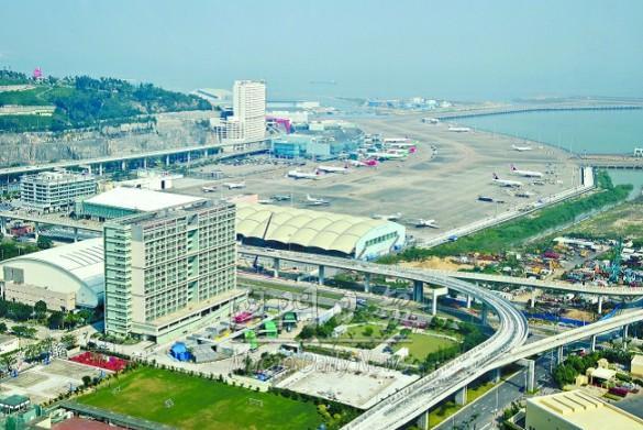 澳门国际机场。图片来源:澳门国际机场网站
