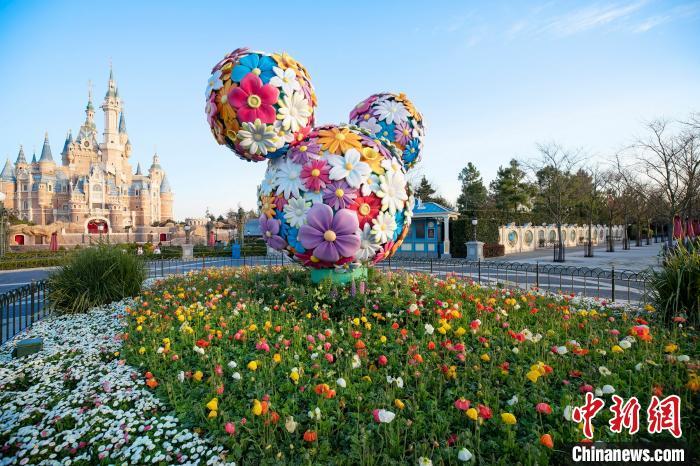 上海迪士尼乐园门票今日起重新发售 游客进入乐园前必须出示预约码
