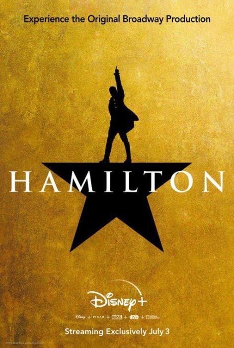 《漢密爾頓》海報