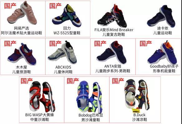 父母要注意了!25款童鞋中14款不达标 涉及耐克阿迪达斯等品牌