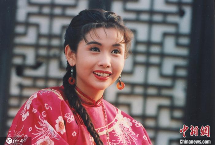 图为邱淑贞在《新少林五祖》的剧照。图片来源:ICphoto