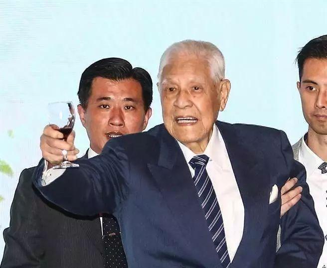 资料图:李登辉 台湾《中时电子报》邓博仁 摄