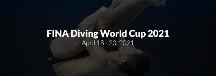 推迟后仍未能如期举办,跳水世界杯延期至明年4月