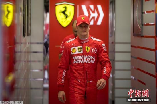 天公不作美!车王舒马赫之子的F1首秀还要再等等