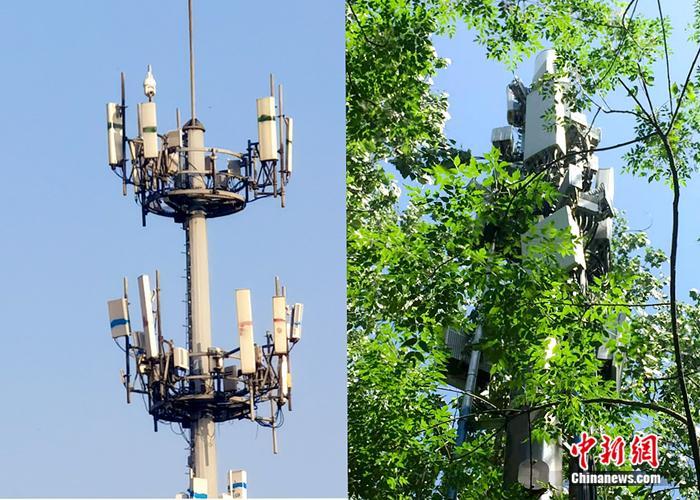 中国铁塔加快基础设施建设 实现5G网络...