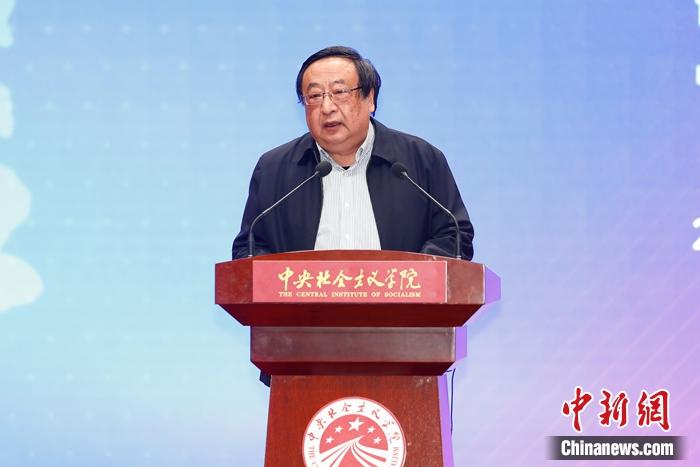 朱之鑫:全世界对外经济贸易板图区域性、隔断化发展趋势加重