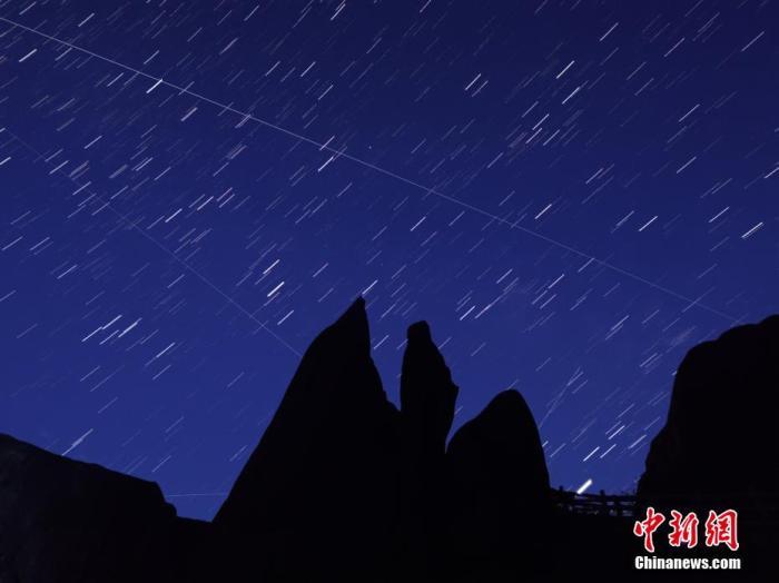流星雨 水星东距.一月份的这些天象值得期待