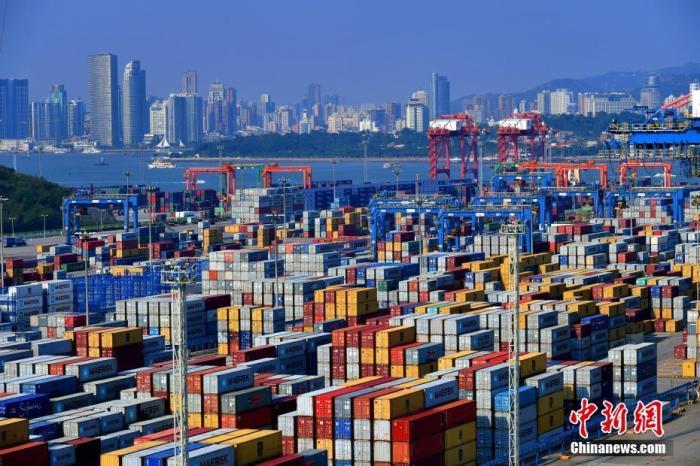 我国成2020年全球唯一货物贸易正增长主要经济体