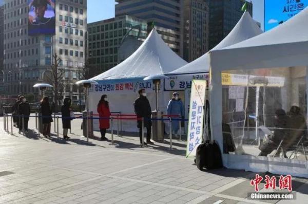 资料图:韩国首都圈。<a target='_blank' href='http://www.chinanews.com/'>中新社</a>记者 曾鼐 摄