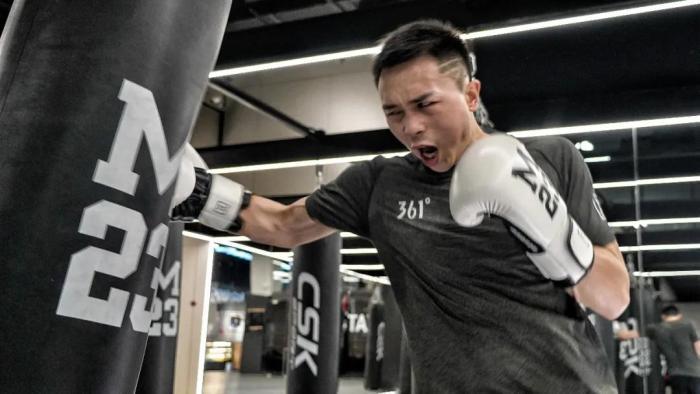 统一战推迟罗生门 中国徐灿vs英国拳王:到底谁怂?
